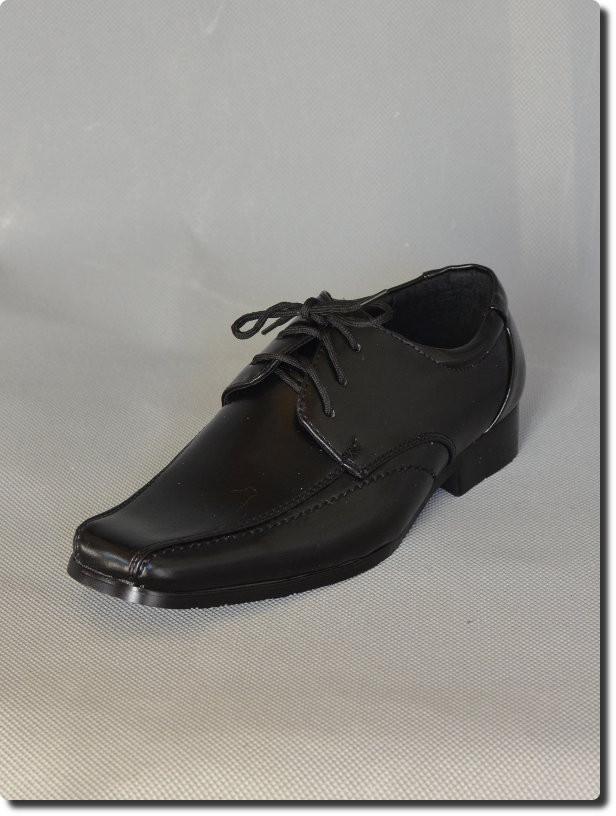 chaussures pour c r monie adolescent noir. Black Bedroom Furniture Sets. Home Design Ideas