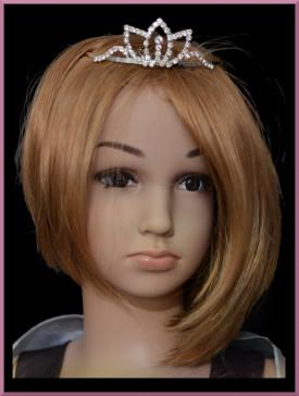 Diadème pour coiffure fille