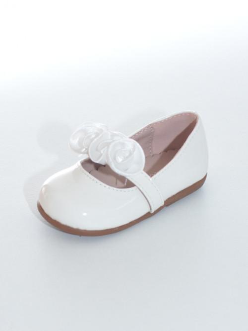 Chaussures pour cérémonie petite fille NINA