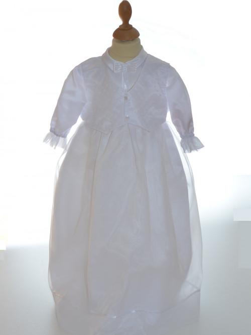 Robe de baptême garçon GABRIEL