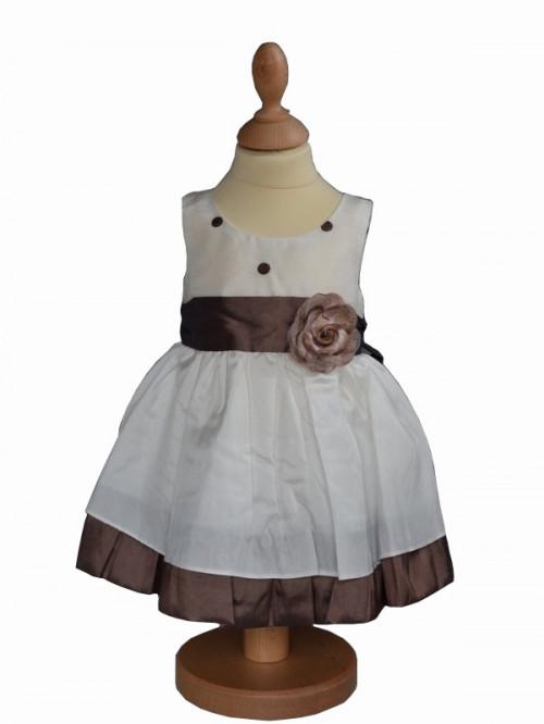 Robe pour cérémonie enfants à l'occasion d'un mariage