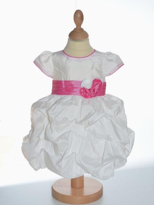 Robe longue pour baptême enfant CAPRIE à petit prix