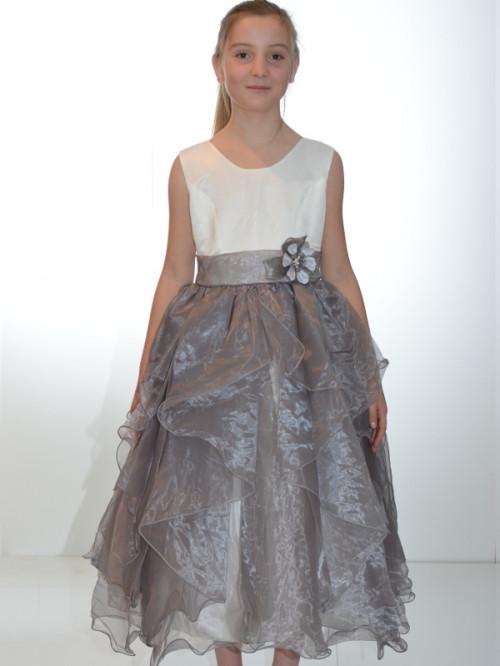 Robe de cortège pour filles, mariages, communion à pas chère