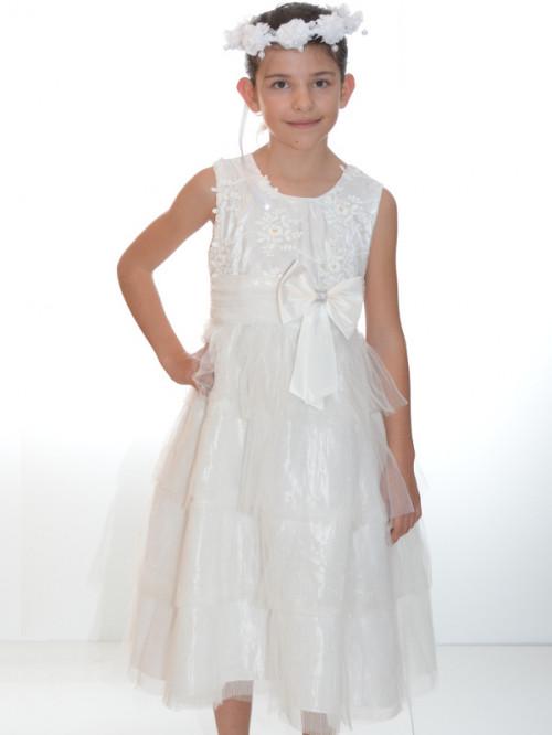 Robe de cérémonie fille Albane