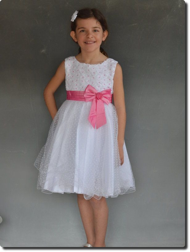 Robe de ceremonie fille discount