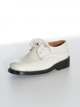 chaussure de cérémonie ivoire garçon Louis