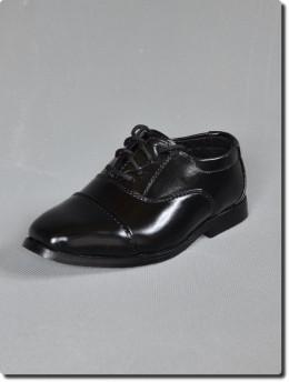 chaussures pour cérémonie bébé noir