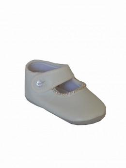 Chaussure strass pour cérémonie bébé filles