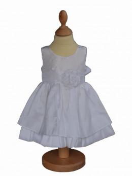 Robe de baptême blanche KATE