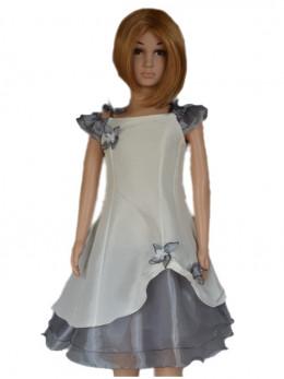 Robe de cortège pour enfants de fabrication française pas chère