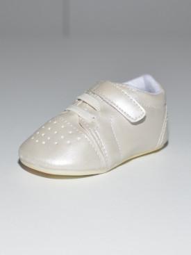 2292d3b30cf9d Chaussures souple bébé garçon de cérémonie Enzo