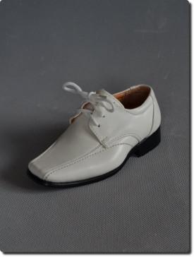Chaussure cérémonie ivoire garçon