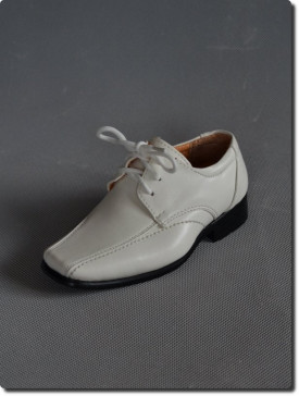 3cd65b7c70a4c Chaussure cérémonie ivoire garçon