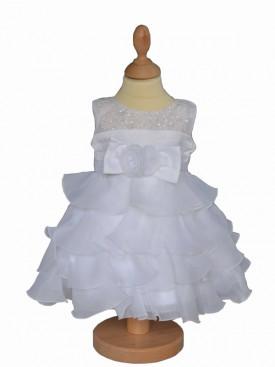 Robe de baptême blanche VICTORIA