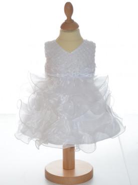 Robe de cérémonie blanche DIVA
