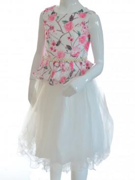 f3e6334e55 robe de ceremonie fille, mariage, cortège à pas chère - Couleur Rose