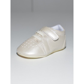 Chaussures souple bébé garçon de cérémonie Enzo