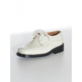 Chaussure cérémonie ivoire garçon LOUIS