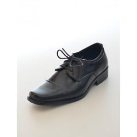 Chaussure noir cérémonie garçon TOM