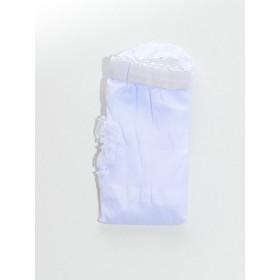 Collant blanc de cérémonie bébé