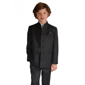 Costume garçon MAO 5 pièces  BLACK